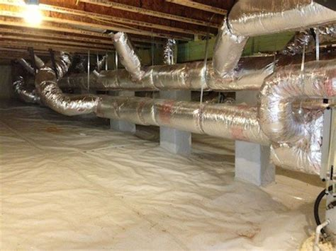 invisible problem  duct insulation energy vanguard