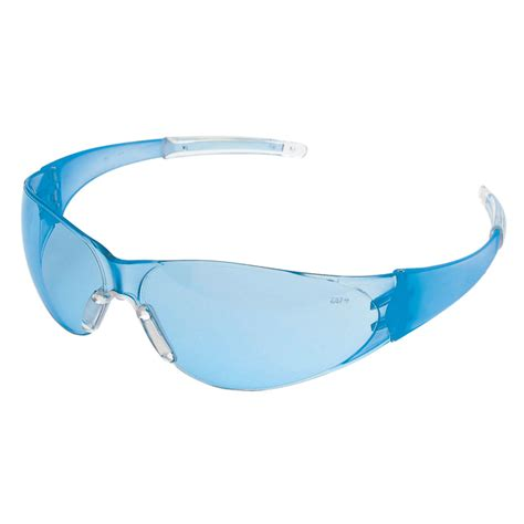 blue light glasses clear ck2 safety glasses light blue temple clear nosepiece