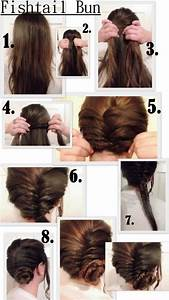 5 Cute and Easy Fishtail Braid Hairstyles - PoPular Haircuts