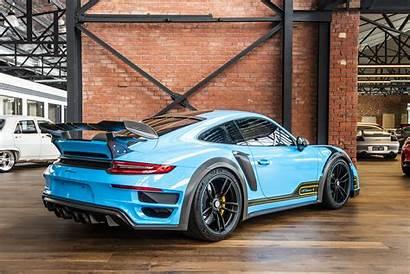 Porsche Turbo Techart Gtstreet Australia Richmonds Gt