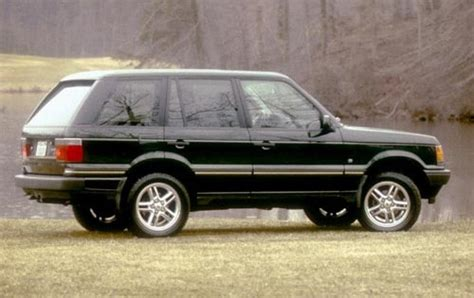 2002 Range Rover Hse by 2002 Land Rover Range Rover Information And Photos