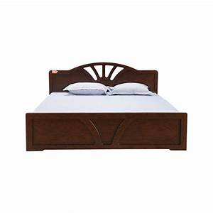 Wooden Bed (King)