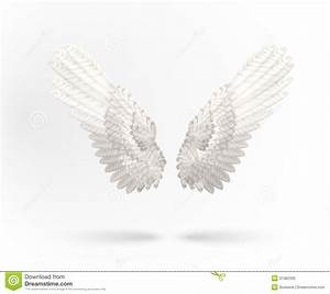 White wings stock illustration. Illustration of angelic ...