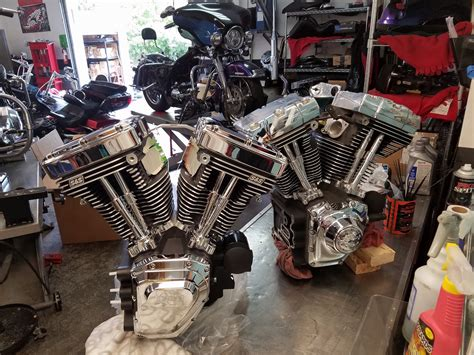 Harley Davidson Crate Engines by S S 124 Quot Crate Motor Harley Davidson Forums