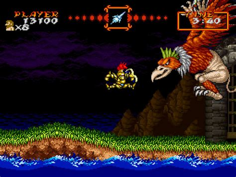 Super Ghouls'n Ghosts (usa) Rom