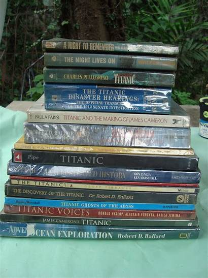Titanic Books Rms Bookworm Gensan Collected