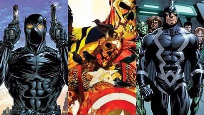 Marvel Phase Movies