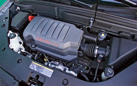 gmc acadia  test motor trend