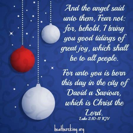 Christmas Bible Verses Prayer