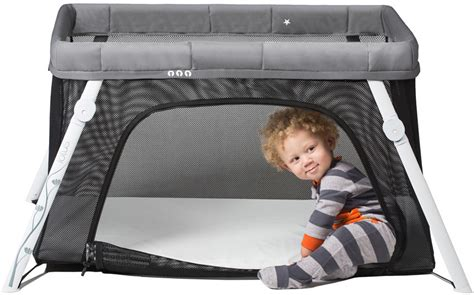 lotus travel crib sleep anywhere with style and ease guava family in the