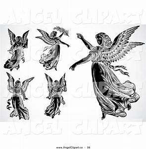 Flying Angel Clipart - Clipart Suggest
