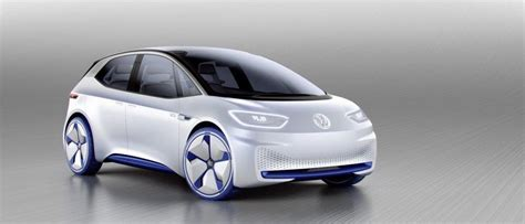 2020 Electric Volkswagen by This Volkswagen I D Is The Quot Electric Golf Quot For 2020