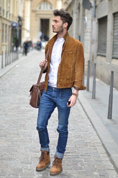 Men Timberland Outfits-14 Ideas How to Wear Timberlands