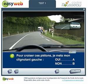 Tests Code De La Route : code de la route gratuit code de la route gratuit ~ Medecine-chirurgie-esthetiques.com Avis de Voitures