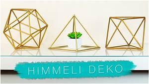 Zimmer Deko Diy : diy geometrische zimmer deko mit trinkhalmen himmeli wie auf pinterest tumblr youtube ~ Eleganceandgraceweddings.com Haus und Dekorationen