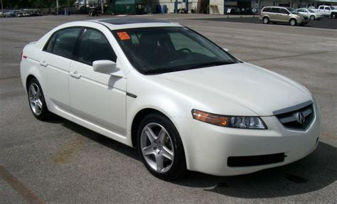 2006 acura tl information and photos zombiedrive