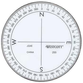 compass protractor hobby lobby