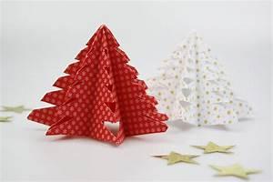 Weihnachtsbäume Aus Papier Basteln : tannenbaum aus papier basteln ~ Orissabook.com Haus und Dekorationen