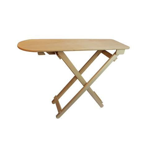 Children's Wooden Toy Ironing Board Solid Beech Wood Light