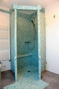 Kieselstein Fliesen Bad : dusche mosaik rund dusche fliesen mosaik raum und ~ Sanjose-hotels-ca.com Haus und Dekorationen