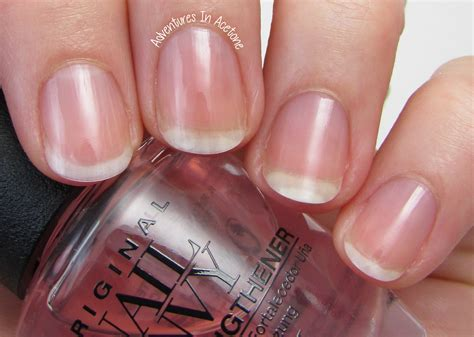 Swatch Saturday OPI Nail Envy Strength In Color Collection! - Adventures In Acetone