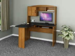 Mainstays L Shaped Desk by Mainstays L Shaped Desk With Hutch