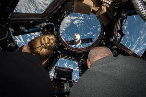 Culprit Found In Blurry Astronaut Vision Mystery