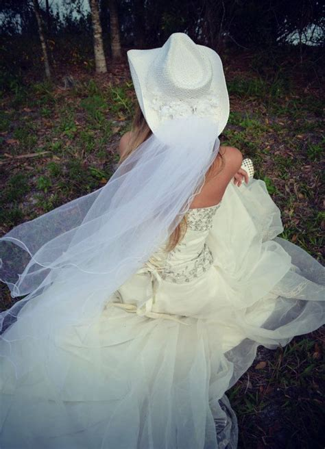 western wedding cowgirl wedding white cowgirl hat cowgirl