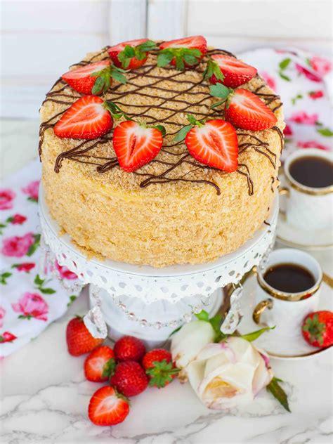 .десертмосква #кондитерскаямосква #лучшиетортымосквы #napoleon #napoleoncake. Torte Napoleon - Tatyanas Everyday Food