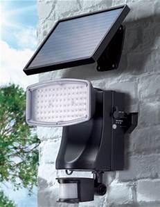 Projecteur à Led : projecteur solaire led lidl france archive des offres promotionnelles ~ Melissatoandfro.com Idées de Décoration