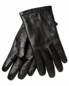History of Vintage Men's Gloves - 1900 to 1960s