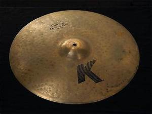 Zildjian K Custom Organic 21 U0026quot  Ride  Used  Mint