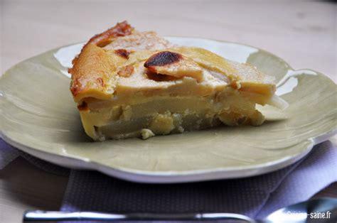 recette de cuisine recette sans sucre sans gluten gâteau aux poires