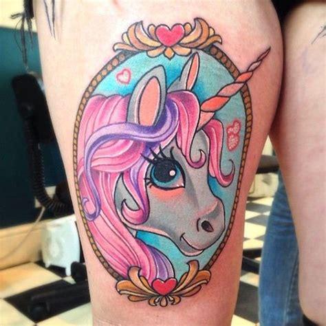 unicorn tattoos    stuff  legend