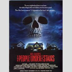 """Netflix Streaming """"the People Under The Stairs,"""" 1991 (dir By Wes Craven)  The Cinematika"""