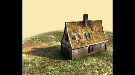 create a house how to create a house asset in blender part 1