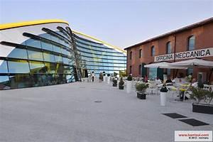 Musée Ferrari Modene : mus e enzo ferrari italie projet d 39 exception barrisol ~ Medecine-chirurgie-esthetiques.com Avis de Voitures