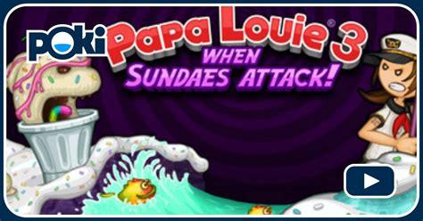 jeux de cuisine de papa louie papa louie 3 jouer à papa louie 3 gratuitement sur