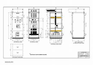 Drawing Control Panel Layout Design