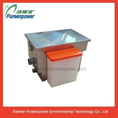 grease trap for kitchen sink stainless steel automated grease trap sink id 6917