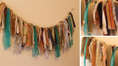 Diy Inspired Wall Decor by Diy Decor Anthropologie Inspired Garland