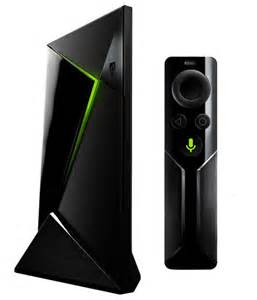 NVIDIA Android Shield Console TV