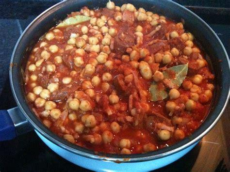 cuisiner des pois chiches pois chiches 224 la catalane la cuisine de mes envies