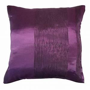 coussin zenith prune eminza With tapis de souris personnalisé avec housse canapé violet