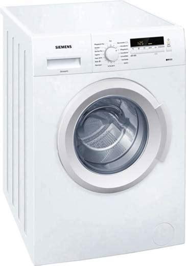 siemens waschmaschine 6 kg waschmaschine standger 228 t frontlader 6 kg siemens wm14b2g2 iq100 energieeffizienzklasse a