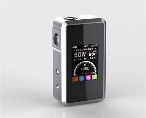 Top Selling Temperature Control Box Mods 2015 Smy 60 Mini