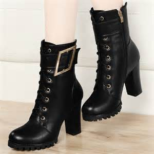 womens boots fashion wholesale 2015 winter boots flat heel medium leg boots boots for 39 s boots womens