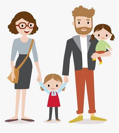 Parents Parent Clipart Clip Child Cartoon Transparent