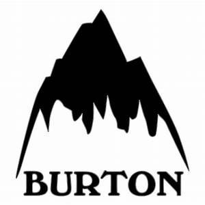 Burton Stickers Redbubble
