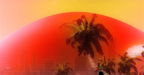 Miami Beach Should Definitely Have a Huge Fake Sun Looming ...